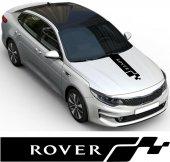 Rover Kaput Oto Sticker