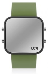 Upwatch Black Green