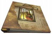 Torima 20 Sayfa Yapışkanlı Nostalji Albüm Altın
