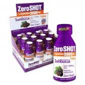 Zero Shot 60 Ml 3000mg L Carnitine + Plus Sambucus 12 Adet Kan Po