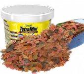 Tetra Tetramin Flakes Pul Balık Yemi 250 Gram