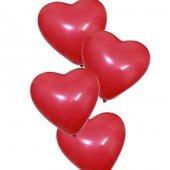 Kalpli Balon 10 Adet