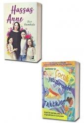 Hassas Anne Ve Çocuk Yetiştirmede Psikolojik Taktikler 2 Kitap
