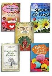 Aşk İle Örülü Hikayeler Seti 5 Kitap