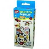 Birlik Manyetik Taşıtlar Magnet Oyunvak Seti (+3)...
