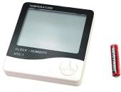 Masaüstü İç Dış Mekan Dijital Termometre Nem Ölçer Higr