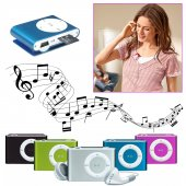 Mini Mp3 Player Lila