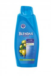 Blendax 600ml Şampuan Yıpranmış Zeytınyağlı