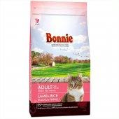 Bonnie Kuzu Etli Ve Prinçli Kedi Maması 15 Kg