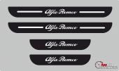 Alfa Romeo Plastik Kapı Eşiği (4lü Set)