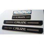 Chevrolet Cruze Plastik Kapı Eşiği (4lü Set)