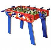 Oyuncak Masa Ahşap Ayaklı Masa Maçı Langırt