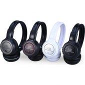 Zealot B560 Bluetooth Wireless Kulaklık Radyo Ve Hafıza Kartı Destekli Kablosuz Kulaklık