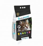 Benty Sandy Ultra Topaklaşan Kedi Kumu(Naturel) 5 L