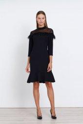 Modailgi Sandiago Elbise Sıyah