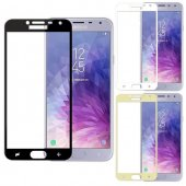 Samsung Galaxy J4 J6 J8 Kırılmaz Cam Tam Ekran 3d Ekran Koruyucu