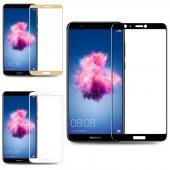 Huawei P Smart Kırılmaz 3d Tam Ekran Koruyucu Cam Full+ekran