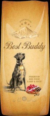 Best Buddy Kuzu Etli Pirinçli Köpek Maması 15kg