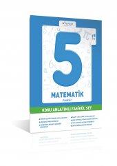 Bilfen 5. Sınıf Matematik Konu Anlatım (5 Fasikül)