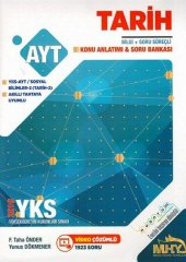 2019 Ayt Yks Tarih Konu Anlatımlı&soru Bankası Mikro Hücre Yayını