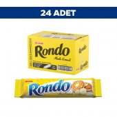 ülker Rondo Muzlu Bisküvi 76 Gr X 24