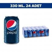 Pepsi Kutu 330 Ml X 24