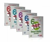 Sınav Yayın 6.sınıf Konu Anlatımlı Soru Bankası Seti 5 Kitap