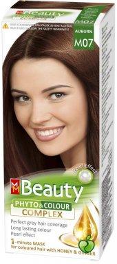 Beauty Doğal Bitkisel Saç Boyası M07 (Kestane)