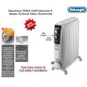 Delonghi Dragon4 Trd4 1025 10 Dilim 2500 W Yağlı Radyatör