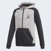 Adidas Cf6381 Yb Xcıte Fz Hd Çocuk Ceket