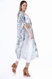 Gri Emprime Kimono Ceket 18y0155000