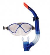 Sn450 Gözlük Maske Şnorkel Seti
