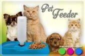 Finepet Pet Feeder Kedi Ve Köpek İçin Yemek Su Kabı