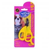 201015 Cat&doglife Tırnak Makası 11x5cm Mix