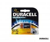Duracell Ultra Lityum Cr123a 1li