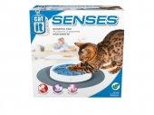 Catit 50725 Senses Catnip Karton Kedi Tırmalama Pedi (Kedi Otlu)