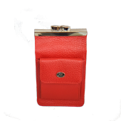 4023 Model Granit Deri Sigaralık Aksesuarı