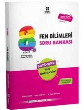 Başka Yayınları 8.sınıf Fen Bilimleri Soru Bankası
