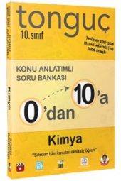 Tonguç 0dan 10a Kimya Konu Anlatımlı Soru Bankası