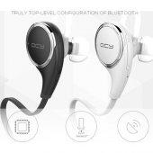 Qcy Qy8 Sport Bluetooth 4.1 Kulaklık Beyaz