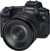 Canon Eos R + 24 105mm F4 L Is Usm + Mount Adaptörlü Kit
