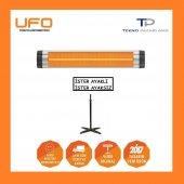 Ufo Lıne 2300 Uk 2300 Watt Infrared Isıtıcı