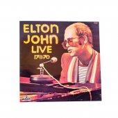 Plak Elton John Live 17 11 70 33 Lük