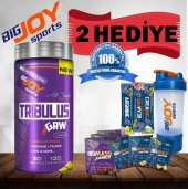 Big Joy Tribulus Grw 120 Kapsül + 4 Hediye