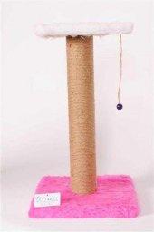 Cat House Kedi Tırmalama Standı 58 Cm Benek