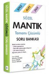 Irem Yayıncılık Sözel Mantık Çözümlü Soru Bankası