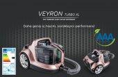 Fakir Veyron Turbo Xl Toz Torbasız Elk.süpürge