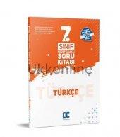7. Sınıf Türkçe Hedef Odaklı Soru Kitabı Doğru Cevap Yayınları