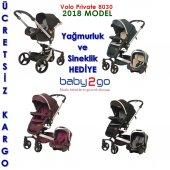 Baby2go 8030 Volo Private Travel Sistem Bebek Arabası