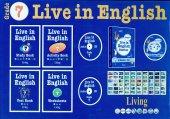 7. Sınıf Live İn English Etkinlik Kutulu Set Living English Dic